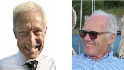 Gerald Gonzenbach und Christian Herrmann